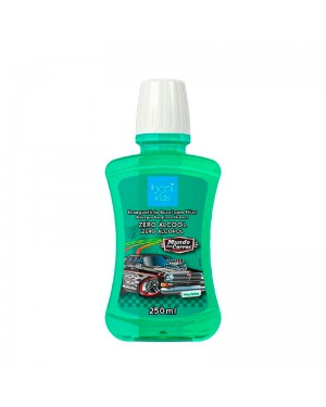 Enxaguante Bucal Vegano Boni Kids Mundo Dos Carros Mentinha 250ml - Ultra Action